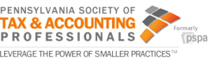 Member, PA Society of Tax & Accounting Professionals